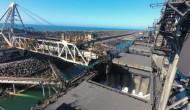 Magnetite Concentrate Transhipment Operation, Cape Preston, Western Australia