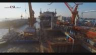 CSL Conversion Program - From Bulker to Cement Carrier (short version)