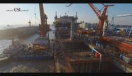 CSL Conversion Program - From Bulker to Cement Carrier (short version)