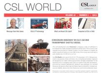 CSL World Volume 42, Number 2, 2016