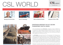 CSL World Volume 42, Number 2, 2016