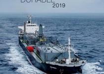 Cover - Rapport de développement durable - 2019