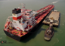 MV CSL Tecumseh Aggregate Loading and Discharge Operation