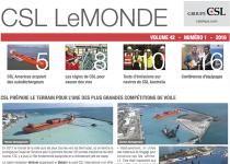 CSL Le monde Volume 42, numéro 1, 2016