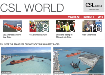 CSL World Volume 42, Number 1, 2016